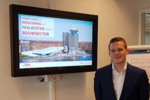SMART Data ter reducering van faalkosten in de bouwsector